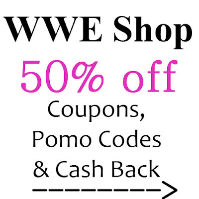 WWE Shop Promo Code January 2016