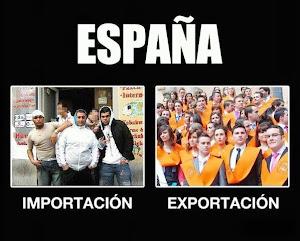 LA POLÍTICA ESPAÑOLA DE INMIGRACIÓN – EMIGRACIÓN
