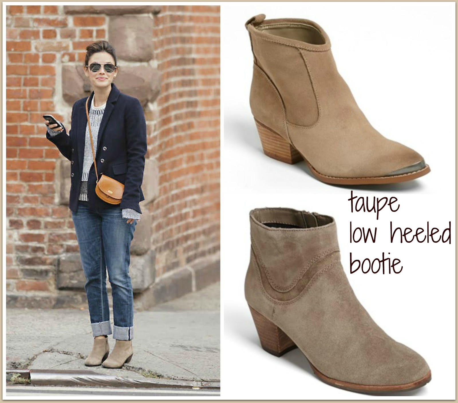 Taupe Kombinieren booties 101 your comprehensive guide to booties sheaffer told me to