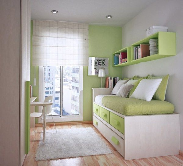 Small Room Design Inspiration For Teens