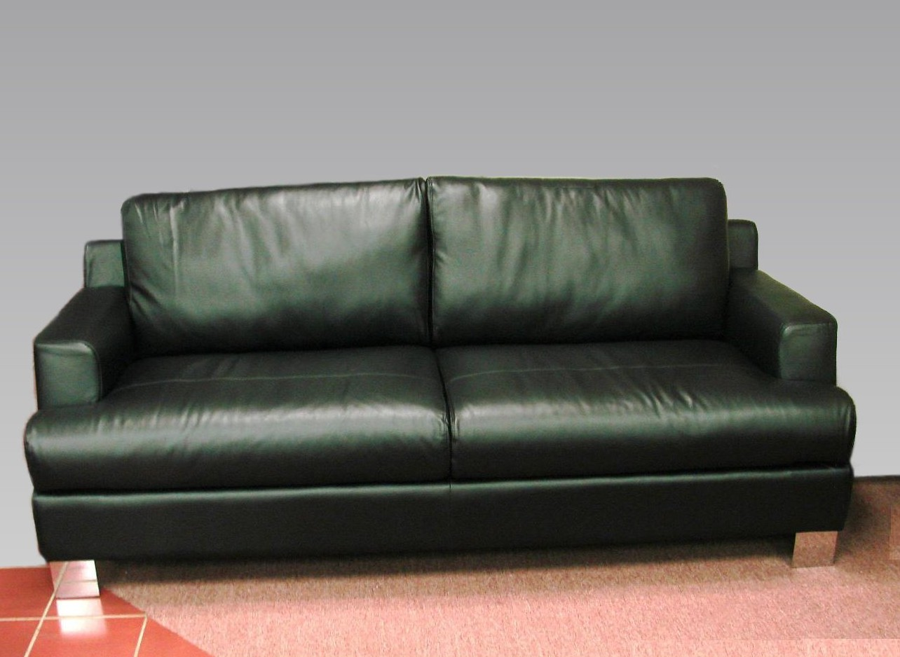 natuzzi edtions chocolate brown leather chaise natuzzi edtions black leather sofa perfect for his office black leather sofa perfect