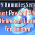 VPN Dummies Server (Only User Celcom)