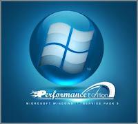 Windows xp sp3 performance edition