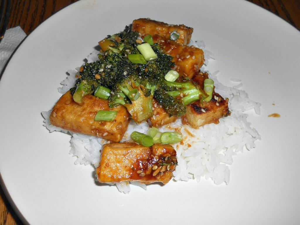 Sesame Tofu Recipes — Dishmaps