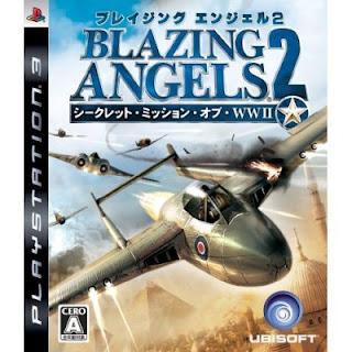 [PS3] [ブレイジング・エンジェル2 シークレット・ミッション・オブ・WWII] ISO (JPN) Download