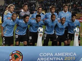 Uruguay, campeona de América