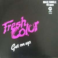 Fresh Color - Get On Up (Vinyl, 12\