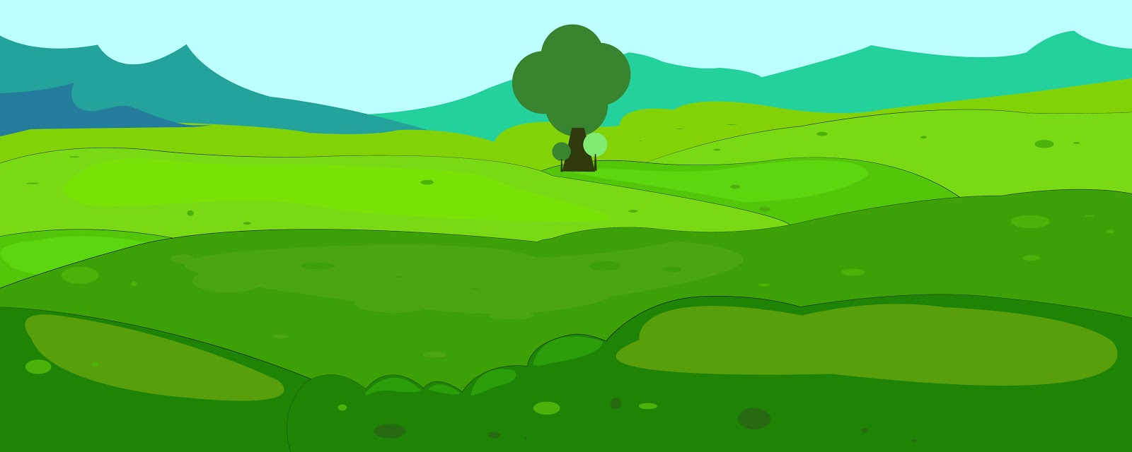 cartoon landscape clipart - photo #36