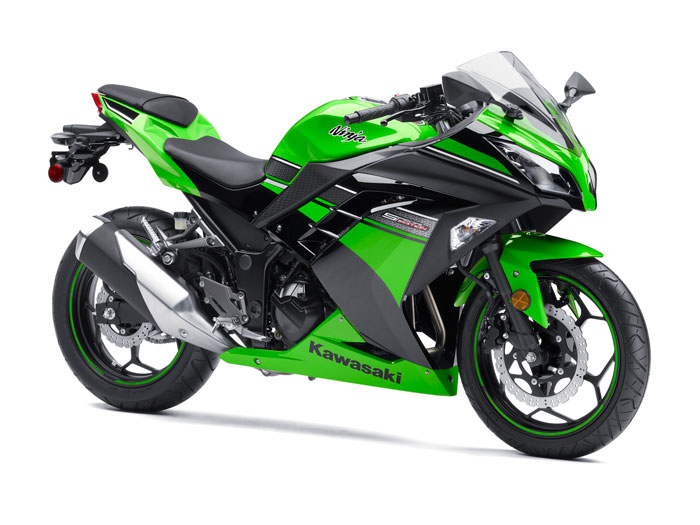 2014 Kawasaki Ninja 300 SE Review and Prices