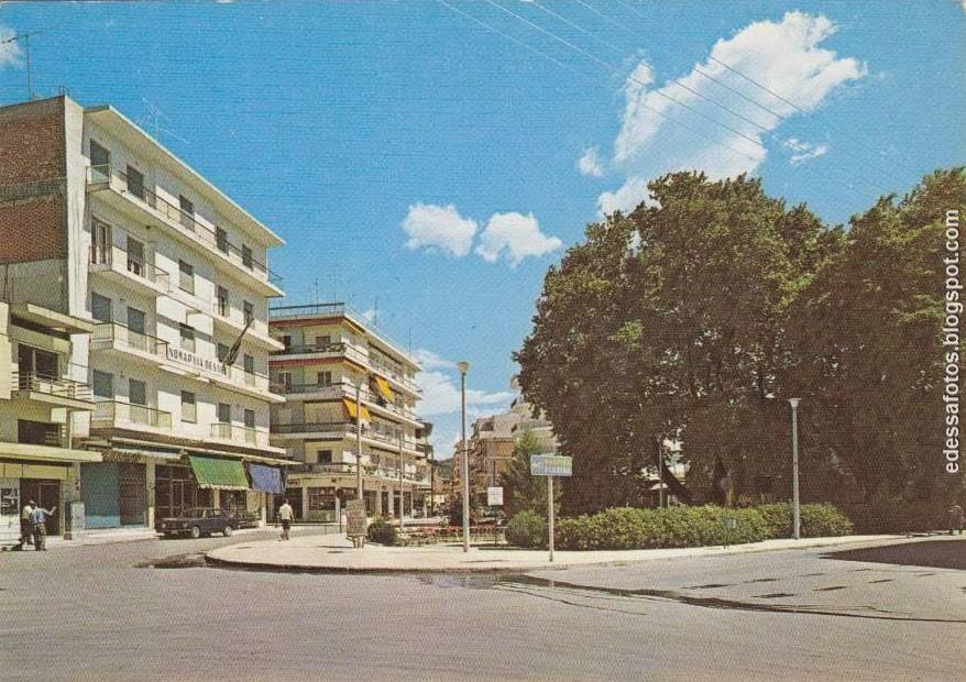 Η πλατεία Τημενιδών
