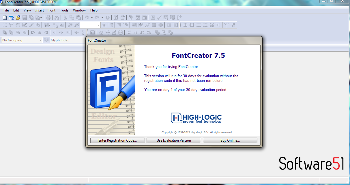 High-Logic FontCreator Professional 7.5.0 Full Patch ...