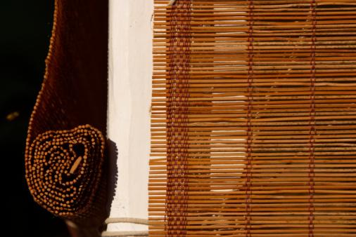 Bamboo Exterior Shades1