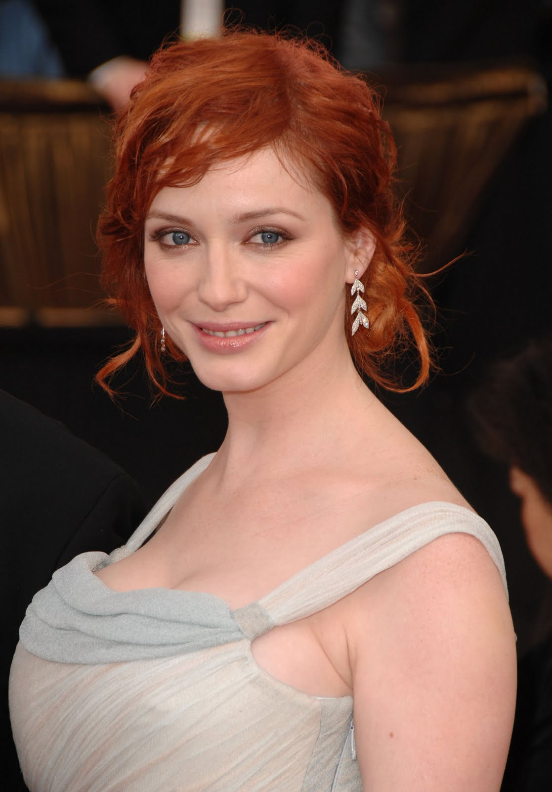 Hollywood Actress Christina Hendricks Hot Pictures Pics Photos