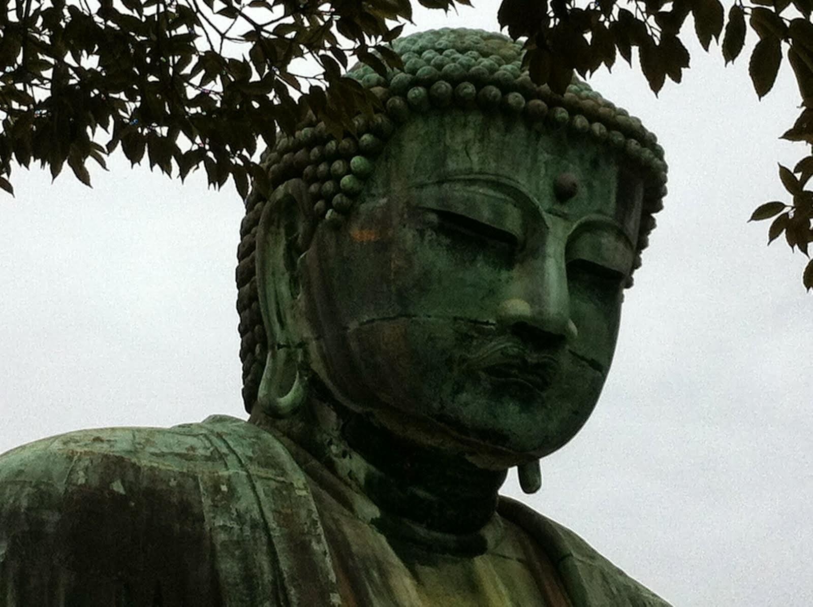Buda de Kamakura, Japon