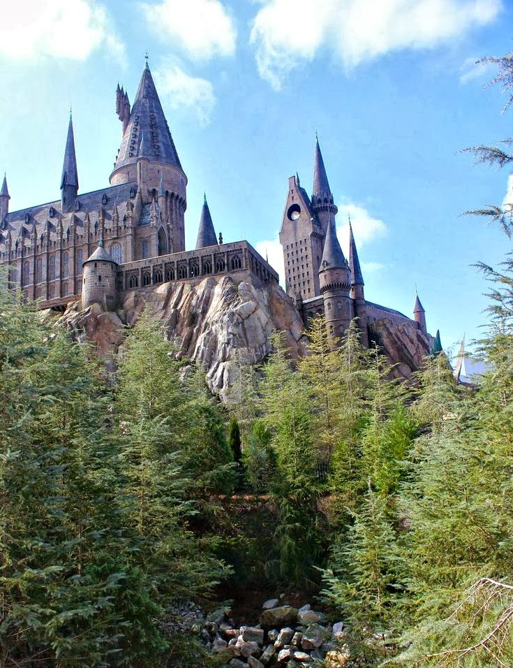 universal studios wizarding world of harry potter