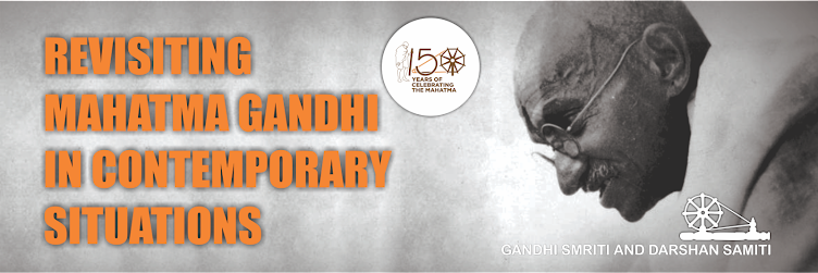 Revisiting Mahatma Gandhi in Contemporary Situations