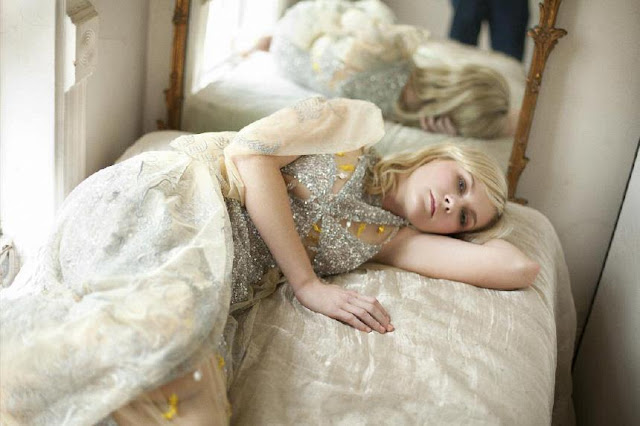 A Magazine Curated by Rodarte - Kirsten Dunst