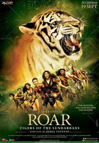 Roar - The Tigers of Sundarbans (2014) Movie Poster No. 2