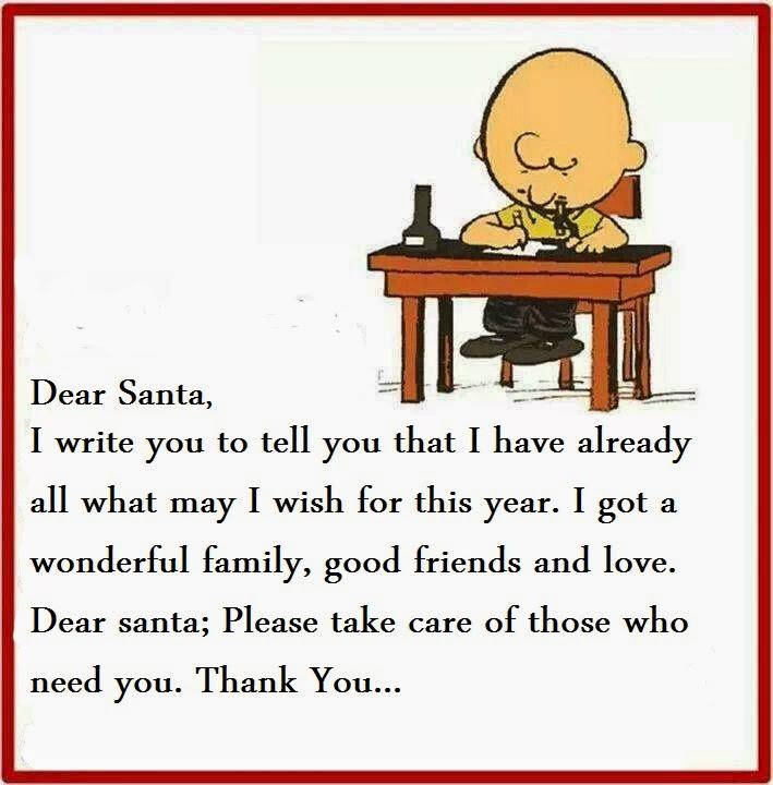 Dear santa please