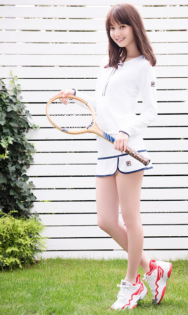 Sasaki Nozomi 佐々木希 Fila Autumn Collection Photos 9