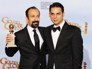 Golden Globe to Asghar Farhadi