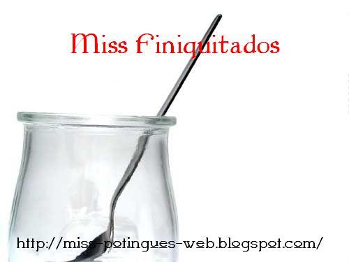Miss Finiquitados: Noviembre 2014