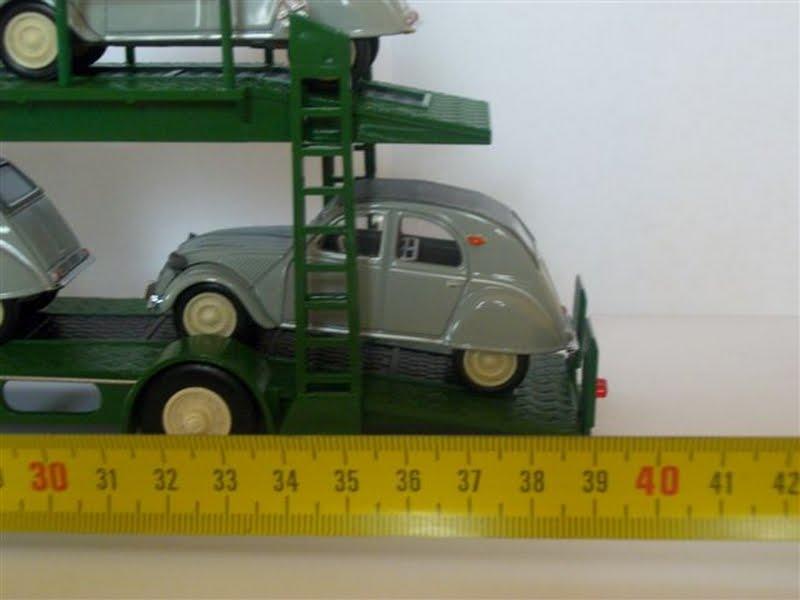 Garage de poche herv citroen t55 porte voiture for Garage citroen 42 cours de vincennes