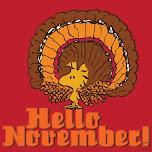 Bye! Bye October!