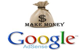 Add adsense to your blog