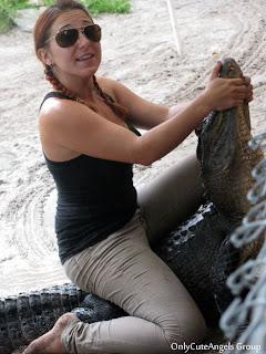 Ashley Lawrence From Gator Boys