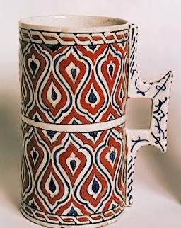 Jarra turca del siglo XVI