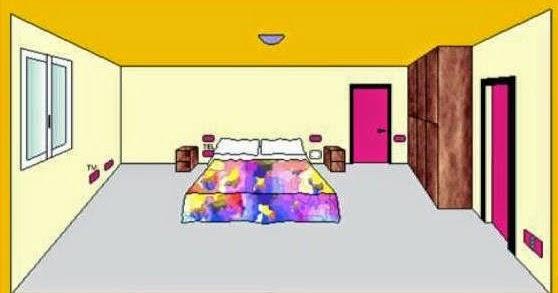 Impianto elettrico di un appartamento medio impianto for Piani appartamento 1 camera da letto