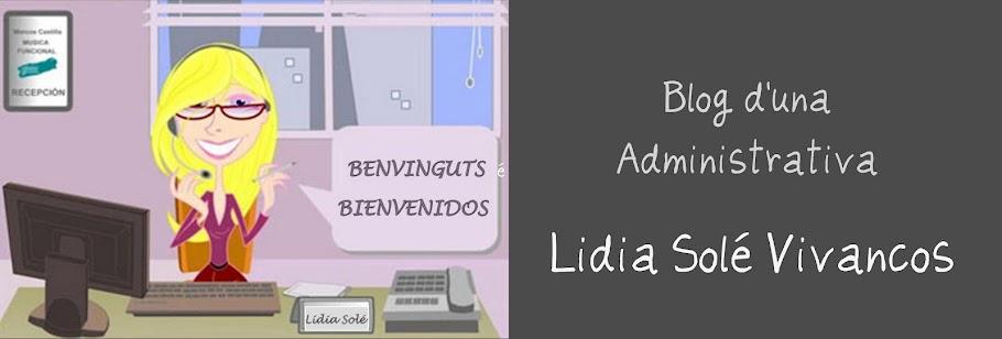 Blog de Lidia Solé Vivancos