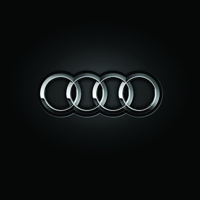 audi logo wallpaper. Audi logo - free wallpaper for