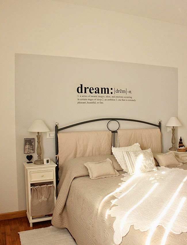 Top My bedroom: a little restyling - Home Shabby Home | Arredamento  AE21