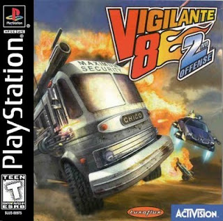 Vigilante 8 2nd Offense PSX