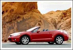 1996-1999 Mitsubishi Eclipse Spyder convertible tops
