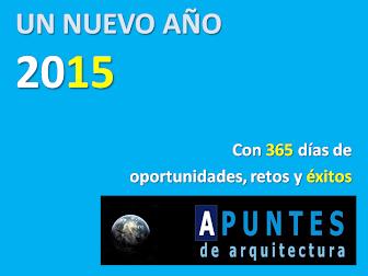UN GRAN AÑO 2015 PARA USTEDES !