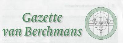 Klik op de afbeelding om de Gazette van Berchmans te lezen