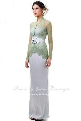 Design Baju Hari Raya Aidilfitri 2013 Koleksi Orked By Jovian Mandagie