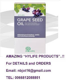 HYLIFE GRAPE SEED OIL