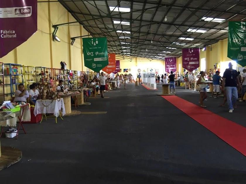 Centro Cultural Mercado Iaô