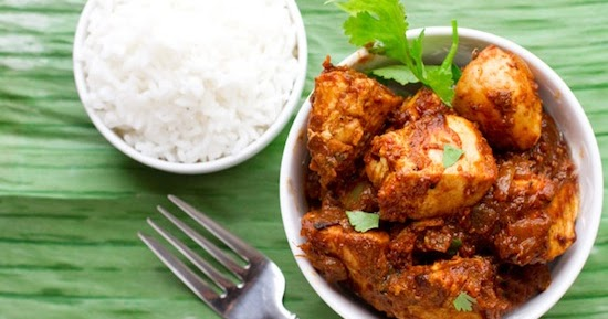 World Cuisine in an Indian Kitchen: Kukra Alaichin Sanga ...