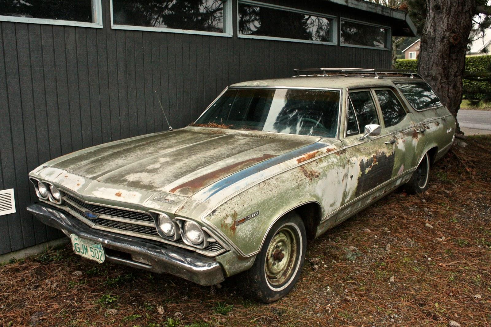 1969 Chevrolet Chevelle Concours Estate wagon