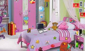 Girls Room Hidden Objects