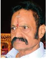 Rajya Sabha MP Nandamuri Harikrishna