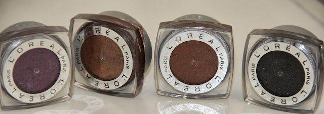 Infallible Eyeshadows