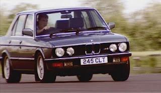 BMW M5 E28, la prima M5 della storia, in produzione dal 1985 al 1988