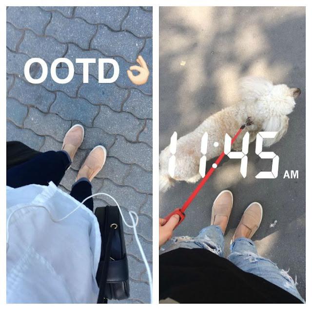 Snapchat, Alina Ermilova
