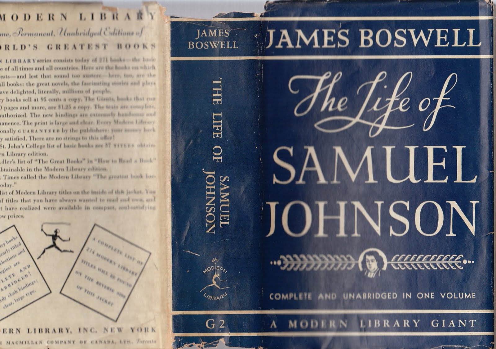 an introduction to the life of samuel johnson The ever witty samuel johnson was an essayist, biographer and cultural critic  who was a prominent figure in 18th century england learn more.